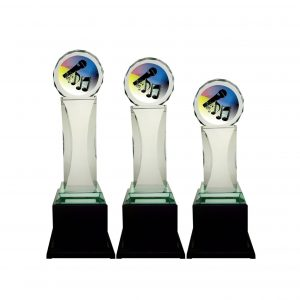 Crystal Plaques CR8150 – Exclusive Crystal Glass Awards