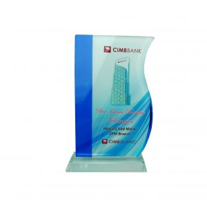 Crystal Plaques CR8169 – Exclusive Crystal Glass Awards