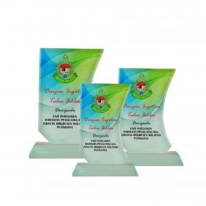 Crystal Plaques CR8173 – Exclusive Crystal Glass Awards