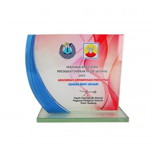 Crystal Plaques CR8192 – Exclusive Crystal Glass Awards