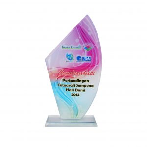 Crystal Plaques CR8219 – Exclusive Crystal Glass Awards