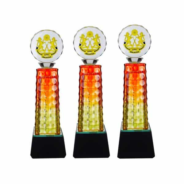 Crystal Trophies CR8226 – Exclusive Crystal Glass Awards