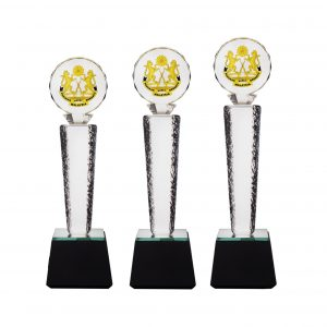 Crystal Trophies CR8229 – Exclusive Crystal Glass Awards