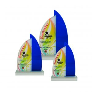 Crystal Plaques CR8248 – Exclusive Crystal Glass Awards