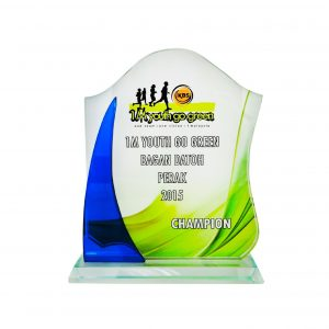 Crystal Plaques CR8252 – Exclusive Crystal Glass Awards