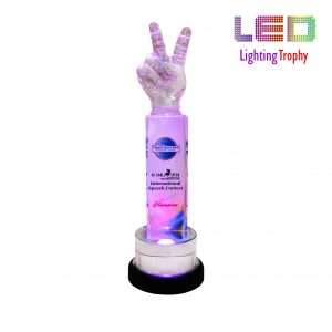 LED Trophies CR8268 – LED Lighting Trophy