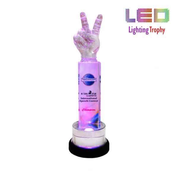 LED Trophies CR8268 – LED Lighting Trophy