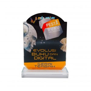 Crystal Plaques CR8286 – Exclusive Crystal Glass Awards
