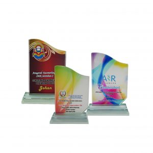Crystal Plaques CR8291 – Exclusive Crystal Glass Awards