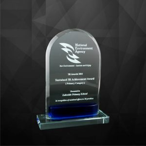 Crystal Plaques CR9025 – Exclusive Crystal Plaques