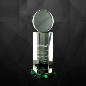 Crystal Trophies CR9064 – Exclusive Crystal Trophy