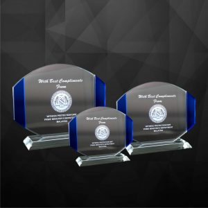 Crystal Plaques CR9073 – Exclusive Crystal Plaques