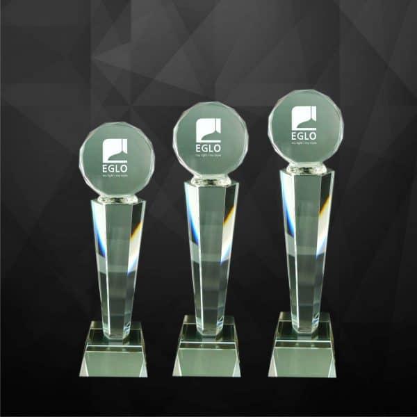 Crystal Trophies CR9097 – Exclusive Crystal Trophy