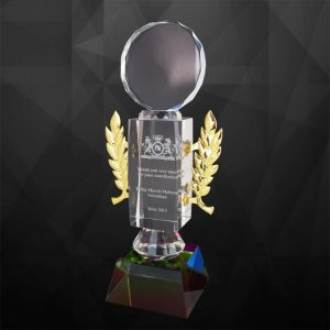 Crystal Trophies CR9109 – Exclusive Crystal Trophy
