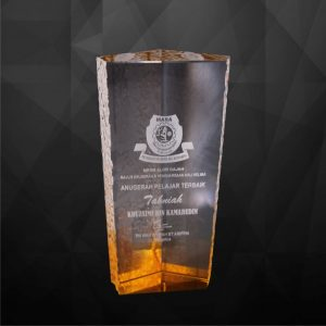 Crystal Plaques CR9117 – Exclusive Crystal Award