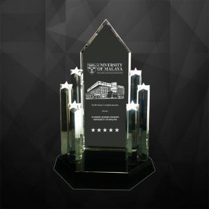 Crystal Trophies CR9140 – Super Large Star Trophy
