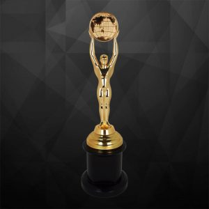 Sculpture Trophies CR9152 – Exclusive Sculptures Grammy Awards (Globe)