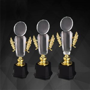 Crystal Trophies CR9154 – Exclusixe Crystal Trophy
