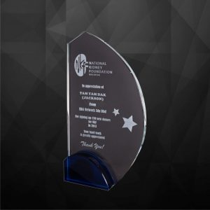 Crystal Plaques CR9174 – Exclusive Crystal Plaques