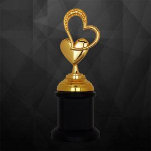 Sculpture Trophies CR9191 – Exclusive Sculptures Awards (Love)