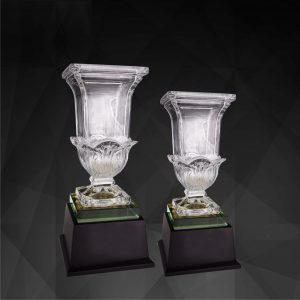 Crystal Trophies CR9198 – Exclusive Crystal Trophy