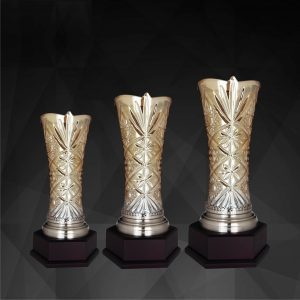 Crystal Trophies CR9199 – Exclusive Crystal Vase Trophy