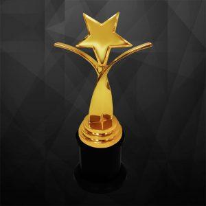Sculpture Trophies CR9230 – Exclusive Sculptures Awards (Star)