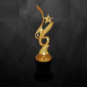 Sculpture Trophies CR9231 – Exclusive Sculptures Awards (Star)