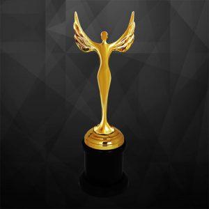 Sculpture Trophies CR9232 – Exclusive Sculptures Awards Angel