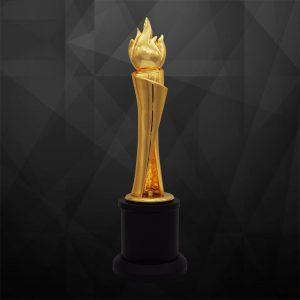 Sculpture Trophies CR9266 – Exclusive Fire Sculptures Awards