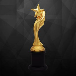 Sculpture Trophies CR9272 – Exclusive Sculptures Awards (Star)