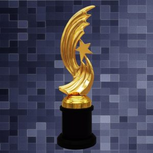 Sculpture Trophies CR9289 – Exclusive Star Sculptures Awards