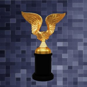 Sculpture Trophies CR9293 – Exclusive Wings Sculptures Awards
