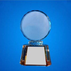 Crystal Plaques CR9329 – Exclusive Crystal Awards