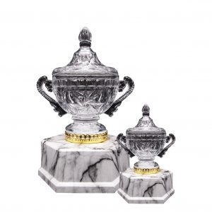 Crystal Trophies CR9338 – Exclusive Crystal Trophy
