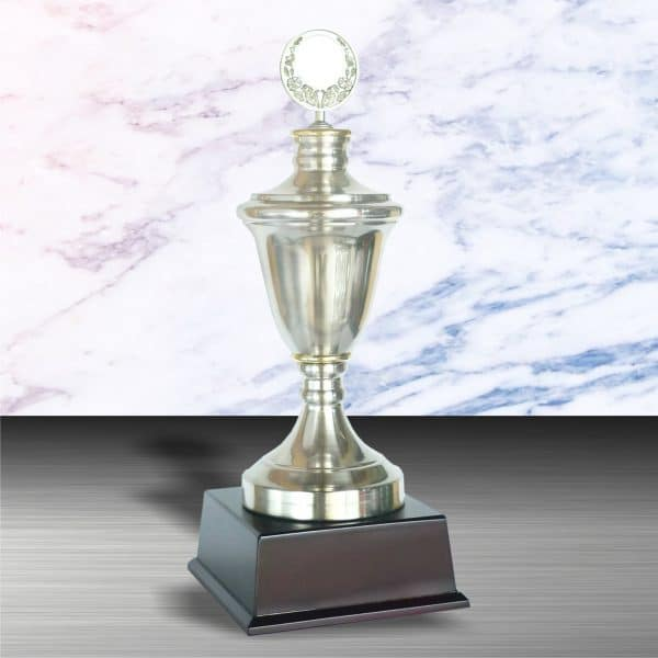 Silver Trophies EXWS6001 – Exclusive White Silver Trophy