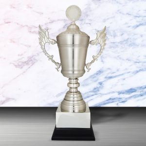 Silver Trophies EXWS6164 – Exclusive White Silver Trophy