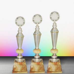 Silver Trophies EXWS6180 – Exclusive White Silver Trophy