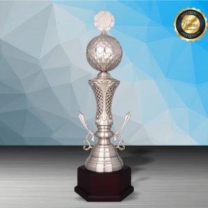 Silver Trophies EXWS6196 – Exclusive White Silver Trophy