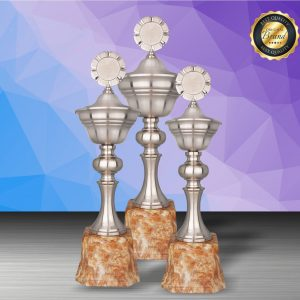 Silver Trophies EXWS6197 – Exclusive White Silver Trophy