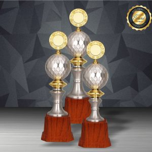 Silver Trophies EXWS6207 – Exclusive White Silver Trophy