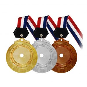 Medals PLHM002 – Plastic Hanging Medal (GOLD, SILVER, BRONZE)