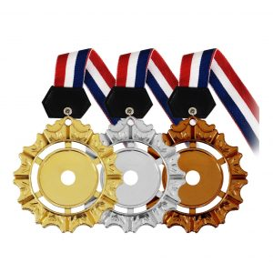 Medals PLHM006 – Plastic Hanging Medal (GOLD, SILVER, BRONZE)