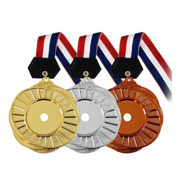 Medals PLHM007 – Plastic Hanging Medal (GOLD, SILVER, BRONZE)