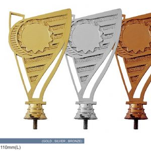 Plastic Trophies PLSM-009 – Plastic top holder
