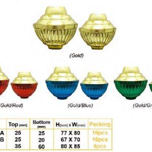 Plastic Trophies PLTC0110 – Plastic component