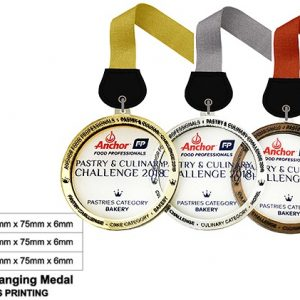 Acrylic Medals SP5042 – Acrylic Hanging Medal