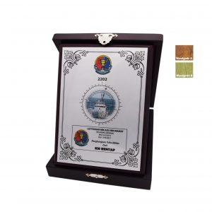 Plaques WP7054 – Wooden Grain Box