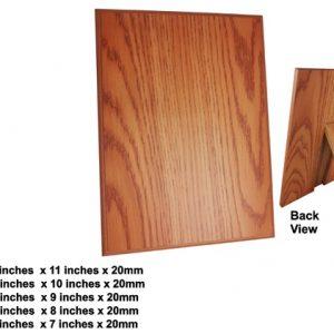 Plaques WP7133 – Wooden Plaque