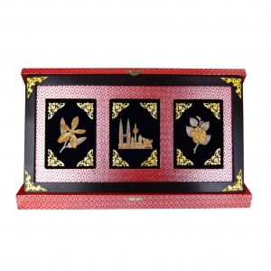 Songket Plaques
